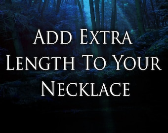 Add Extra Length to Your Necklace