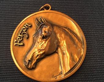 Ferzon Medallion by Edwin Bogucki