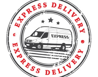 UPGRADE to 1-2 Day Express Shipping!