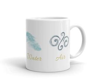 Artistic Elements Mug