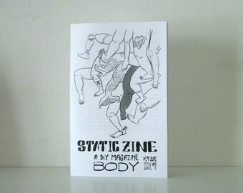 Static Zine #11: Body