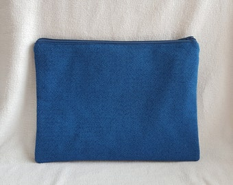 Simple Minimalist Clutch, Large Clutch, Textured Clutch, Minimalist Clutch, Minimalist Purse, Clutches and Handbag