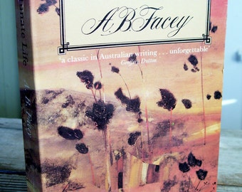 A Fortunate Life, A B Facey Book, Vintage Australian Book, Australian Autobiography, Australian Literature, 1980's Nonfiction Softcover Book