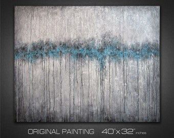 Abstract painting original 40 Large Paintings on canvas Abstract canvas art Oil painting Original painting Large wall art Acrylic Fomenkoart