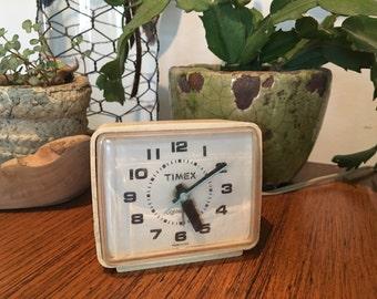 Vintage Timex Clock / Alarm