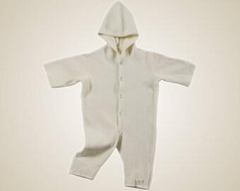 Merino wool overalls for kids