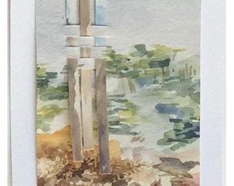 Watercolor Weaves 2