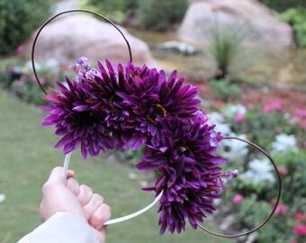 Pretty in Purple Ears