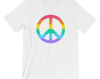Rainbow Peace for LGBTQ Equality