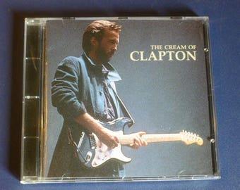 Eric Clapton The Cream Of Clapton CD 31452 7116-2 Polydor 1995