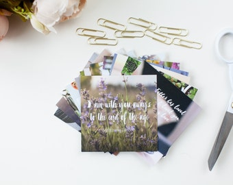 Verse Card Set--Volume 2