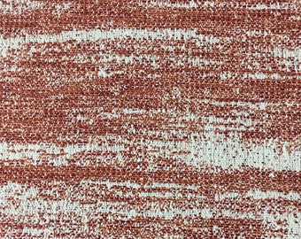 Upholstery Fabric - Sandy - Sangria - Woven Texture Home Decor Upholstery, Drapery & Throw Pillow Fabric by the Yard -Available in 16 Colors