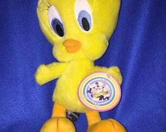 Warner Brothers Tweety Bird Plush Doll