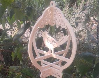Garden and porch ornament