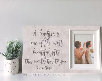 Mother Daughter Gift - Mother Of The Bride Gift - Birthday Gift For Mom - Gift For Bride - Gift For Daughter - Daughter Gifts