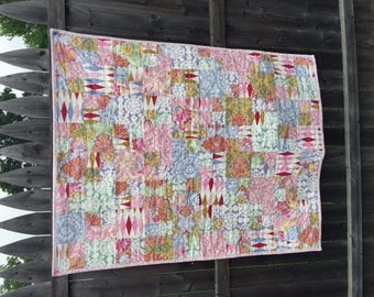 Jennifer Paganelli, Nostalgia  cotton fabric quilt