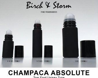 CHAMPACA ABSOLUTE  by Tom Ford Unisex type - 100% Pure Perfume Fragrance Body Oil Roll On - Uncut - No Alcohol