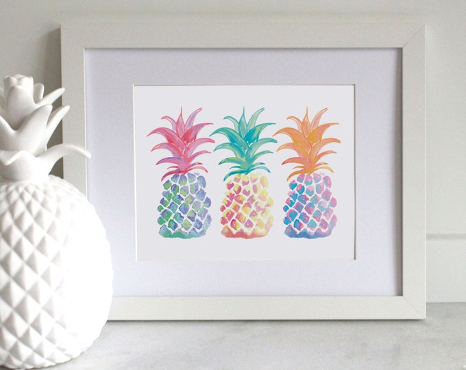 Home Printable | Pineapple of My Eye