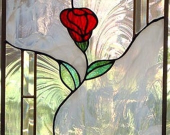 Stained Glass Window Panel, Custom
