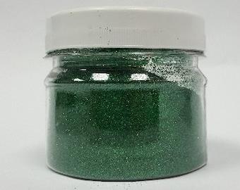 Green Holographic Glitter Tricolor GG-05