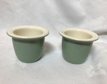 Wedgwood of Etruria & Barlaston pair of Egg cups