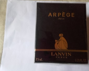 From LANVIN ARPEGE extract