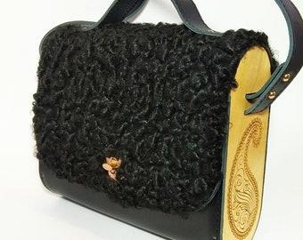 Leather bag, Handmade Bag, Woman leather bag