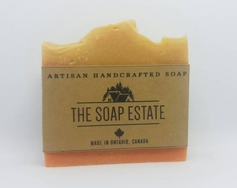 Orange Ylang Ylang Soap