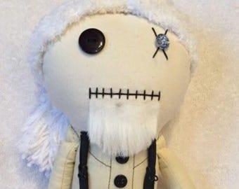 Hershel - Inspired by TWD - Creepy n Cute Zombie Doll (D&P)