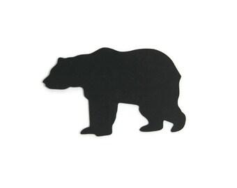 Paper Bear Die Cut Set of 20