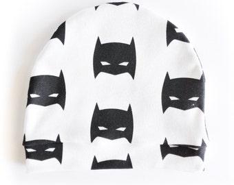 """Batman"" organic cotton cap"