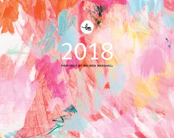 2018 wall calendar planner - ON SALE!