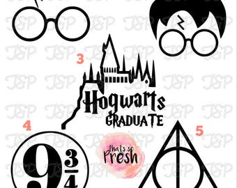 Harry Potter Vinyl Decal, Car Decal, Harry Potter Stickers, Harry Potter Car Decal, Laptop Decal, Always Decal, Hogwarts Decal