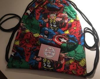 Swimming Bag, PE Bag, School Bag, Drawstring Bag, Draw String Bag, Beach Bag, Swimming, PE, School, Gym Bag, Back To School Bag, Sports Bag