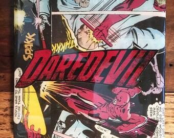 Daredevil Comic Drink Coaster