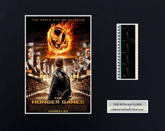 The Hunger Games (8 x 10) film cell