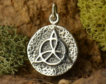 Protection Amulet Necklace - Solid 925 Sterling Silver Charm - Insurance Included