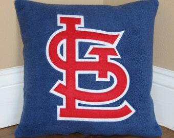 St. Louis Cardinals Pillow