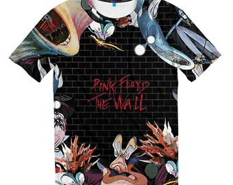 Pink Floyd - The Wall T-shirt, Men's Women's All Sizes