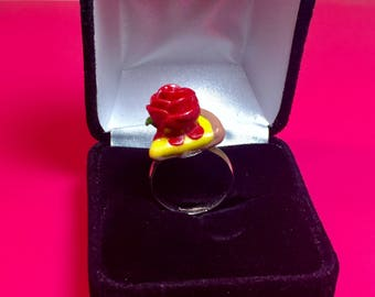 Rose Pizza ring!
