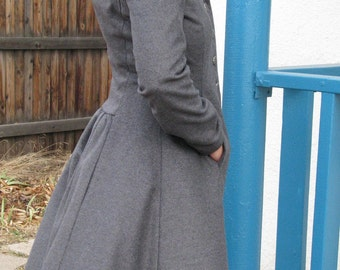 The Victorian Redingote