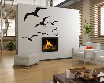 Wall sticker - Birds (3069n)