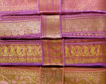 Vintage Sari borders, Sari Trim SR587