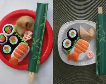 Felt Sushi Plate