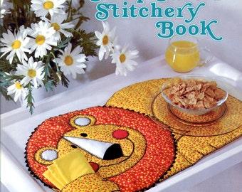 Scrap Saver's Stitchery Book by Sandra Lounsbury Foose (sewing)