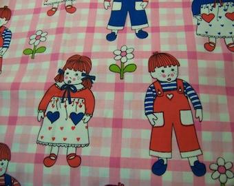 heavy duty cotton juvenile fabric