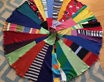 Recycled Tree Skirt