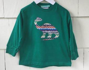 Dinosaur Long Sleeve Tee | Kids Shirt| Science Shirt | Toddler Tee Shirt| Dinosaur Birthday Party | STEM Girls