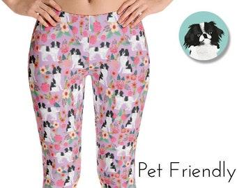 Japanese Chin Dog - All-over print leggings