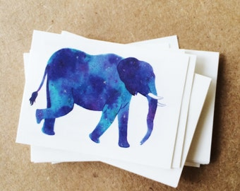 elephant tattoos alabama elephant blue tattoo for kids childrens temporary tattoos valentines day gift galaxy watercolor drawing